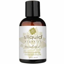 Sliquid Organics Silk - Lubrifiant Hibrid pe Baza de Aloe Vera si Silicon 125 ml, image