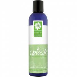 Splash - Gel de Dus Intim Nectar & Castravete by Sliquid | 255 ml, image
