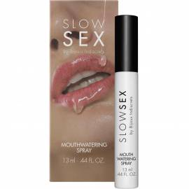 Slow Sex - Mouthwatering Spray by Bijoux Indiscrets 13 ml, image