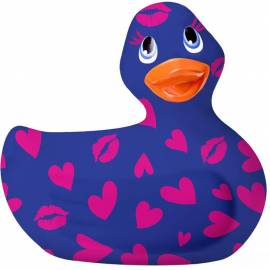 I Rub My Duckie Vibrator Clitoridian Waterproof - Romance Purple & Pink, Culoare: Mov, image