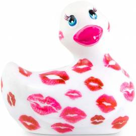 I Rub My Duckie Vibrator Clitoridian Waterproof - Romance White & Pink, Culoare: Alb, image
