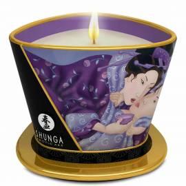 Shunga Soy Based Massage Candle - Exotic Fruits, image