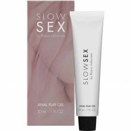 Slow Sex - Anal Play Gel by Bijoux Indiscrets 30 ml