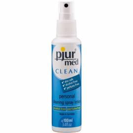Pjur Med Clean - Lotiune pentru Ingrijire Personala 100 ml, image