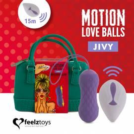 Jivy - Ou Vibrator cu Telecomanda by FeelzToys, image