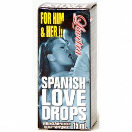 Spanish Lovedrops - Stimulent Sexual pentru Femei by Cobeco Pharma 15 ml, image
