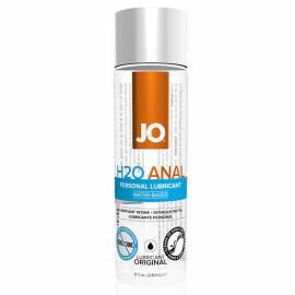 System Jo Anal H2O - Lubrifiant Anal pe Baza de Apa 240 ml, image