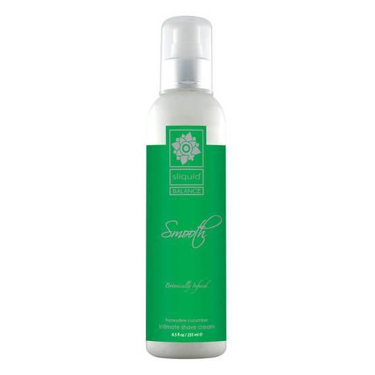 Balance Smooth - Crema pentru Epilare cu Aroma de Nectar si Castravete by Sliquid 255 ml, image