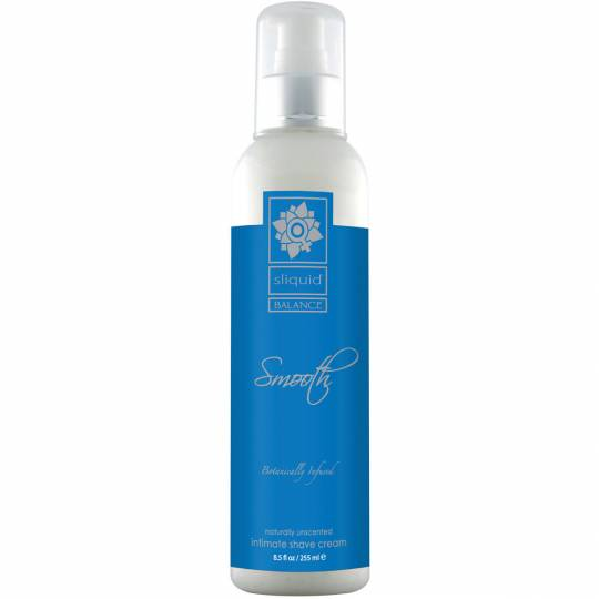 Balance Smooth - Crema pentru Epilare Naturala by Sliquid 255 ml, image