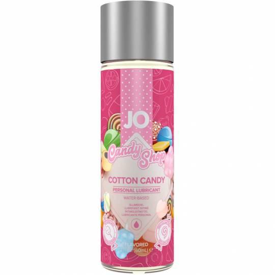 Candy Shop - Lubrifiant pe Baza de Apa by System Jo   Cotton Candy (60 ml), image