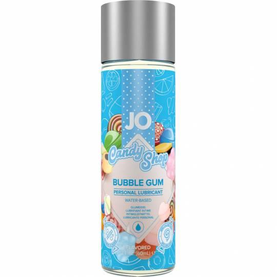 Candy Shop - Lubrifiant pe Baza de Apa by System Jo | Bubblegum (60 ml), image