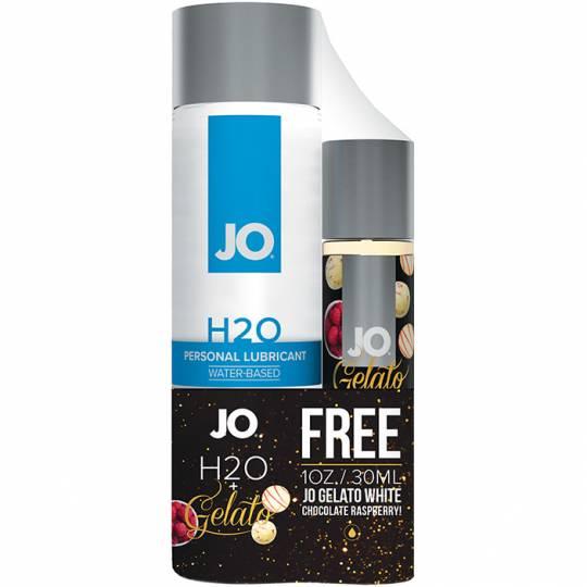 H2O - Lubrifiant pe Baza de Apa by System Jo   120 ml, image