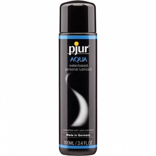 Pjur Aqua- Lubrifiant Personal pe Baza de Apa 100 ml, image
